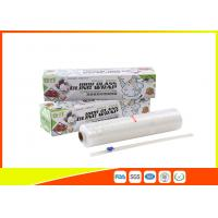 China Customized Hand Stretch Wrap Film , PE Strech Film Jumbo Roll For Pack Food wholesale