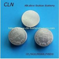 China LR44 battery ag13 alkaline button cell wholesale