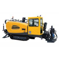China Back Reamer 20 Tons Hdd Horizontal Directional Drilling Machine Laying 200 Meters wholesale