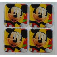 China Domed Label Sticker wholesale