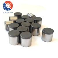 China China factory price PDC cutters/tungsten carbide PDC cutters used for oil drilling bits wholesale