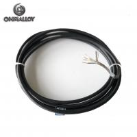 Buy cheap 4 Wires Silicone Rubber RTD PT100 Thermocouple Sensor  Armored Cable For Temperature Detector from wholesalers