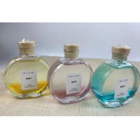 China Round Bottle Home Fragrance Diffuser Decorative With Natural Essential Oils wholesale