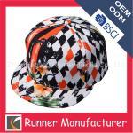 Wholesale Cheap Hawaiian Floral Printing Snapback Cap Hat from china suppliers