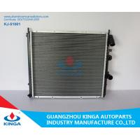 Wholesale Auto Spare Parts Automotive Radiator Renault Kangoo 1997 1.9D MT from china suppliers