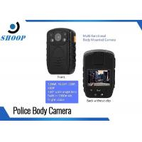 China Long Time Recording Law Enforcement Body Camera With IR Light 94 Mm * 61 Mm * 31mm on sale