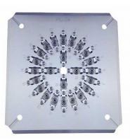 China Fiber Optic Polishing Jig For Engineering  Optical Fiber Polishing Machine / Construction Site -FC/PC-24 wholesale