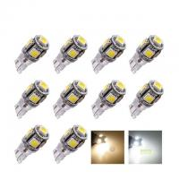 China 5-SMD 5050 LED Headlight Kits For Cars Plate Dome Door Side Marker Bulbs wholesale