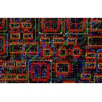 China 8 / 20 Layer PCB Design Circuit Boards for Power Amplifier PCB Layout wholesale