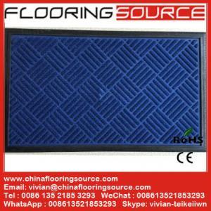 China Waterhog Carpet Entrance Mat Water Hold Floor Mat Door Mat Polypropylene Fiber Rubber Backing wholesale