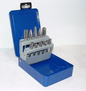 China 10PC Carbide Burr Set wholesale