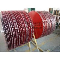 China Post Tention Floor 32inch Diamond Saw Blade , 60mm Center Hole , Husqvarna Or Hilti Machine wholesale