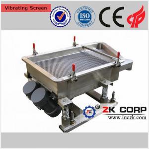 China Vibrating Screens Conveyor Manufacturer with Professional Designer wholesale