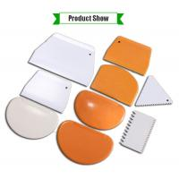 China Cutters Smoother Tool Cake Scraper, Pastry Cake Cream Decorating Scraper Smoother wholesale