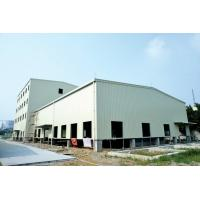 China Custom Design Prefabricated Light Steel Structure Building Workshop Recyclable wholesale