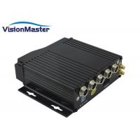 China High Definition Mobile DVR For Buses , PAL TV System 12V DVR CCTV Recorder wholesale