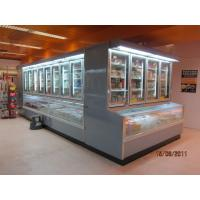 Wholesale Combination supermarket refrigerator and freezer - St. Pawl from china suppliers