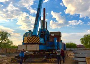 China OEM Safety Foundation Drilling Machine 8 Ton Crane Lifting Capacity wholesale