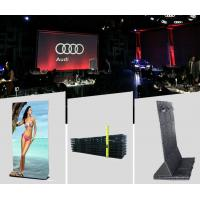 Quality Concert Stage LED Screens / Ultra Thin foldable led screen For Advertising for sale