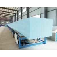 China PLC Control Polyurethane Foam Machine Sponge PU Foam Making Machine For Pillow wholesale