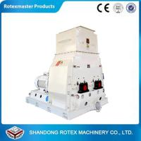 China Stable Wood Sawdust Hammer Mill Grinder for Wood Chips With Siemens Motors wholesale