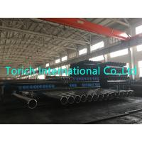 China Low Carbon Seamless Steel Tube DIN 1629 St37.0 Non - Alloyed Steel Pipe wholesale