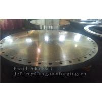 China ASME Or Non - standard F316L F304 High Pressure Stainless Steel Flange Blind Plate wholesale