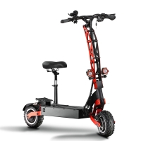 China Fast Shipment Scooters 5600W motor 60V 28/33/38AH battery electric scooter wholesale