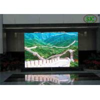China High brightness Photos SMD LED Screen , led indoor display  320mmx160mm on sale