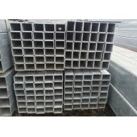 China Construction / Machinery Square Steel Pipe Welded Steel Hollow Section Q235 Grade wholesale