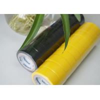 China Rubber Vinyl Electrical Tape Electrical Insulation Tape SGS And ROHS Certificate wholesale