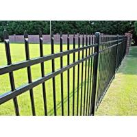 China cheap wrought iron fence / aluminum fence / steel fence from China factory wholesale