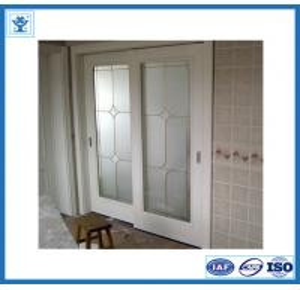 China Exterior supermarket/store sliding door aluminium section,aluminium door frame price on sale