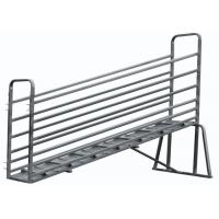 Buy cheap Strong Sheep Loading Ramp , Fully Welded Construction Portable Sheep Ramp from wholesalers