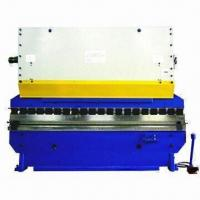 China Hydraulic press brake, WC67Y, all steel welded construction wholesale