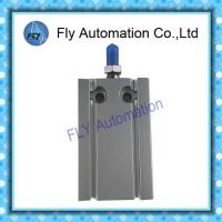 Wholesale Free Mount cylinder CU20NiI - 20S Air Pneumatic Cylinder Single Rod CU 20*20 from china suppliers