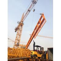 Tower Crane Requirements : Construction tower crane hoisting equipment qtz tc
