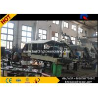 China Hydraulic Static Concrete Pump Equipment , Trailer Mounted Concrete Pump S Tube wholesale