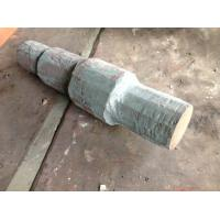 China 4140 Completed Machined Forged Steel Shaft , Tail Bearing Shaft With Propeller wholesale