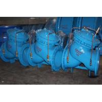 Double Chamber Design Flow Control – Pressure Reducing Valve with Large Control Filter