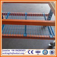 Wholesale Nanjing JInagsu China Factory Heavy duty pallet rack, palleting rack, pallet racking from china suppliers