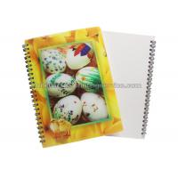 China PET / PP Jotter 3D Lenticular Notebook A5/A6 Size UV  Printing for School wholesale