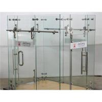 China Glass Door Fittings,Glass Hardware,Architectural Materials wholesale