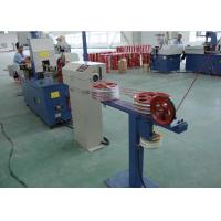 China Multifunctional Cable Coiling Machine Cable Wire Twist Tie Machine Motor Drive wholesale
