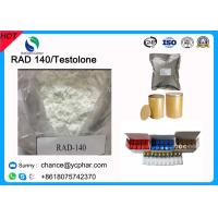China 99% Purity Sarm Powder RAD140/RAD-140 Testolone Raw Material Bodybuilding Muscle Gain CAS 118237-47-0 wholesale