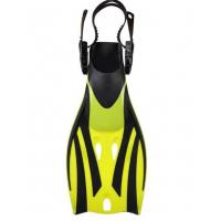 China Customized Unisex Scuba Diving Fins Anti - Skid Design With CE Certificate  wholesale