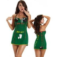 China Adult Ladies Horror Zombie Sexy Girl Costumes , Fancy Dress Adult Halloween Costumes wholesale
