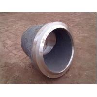 China ASME / ANSI B16.9 and ASME / ANSI B16.28 Bevel ends eccentric reducer pipe fittings wholesale