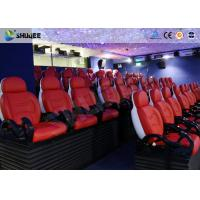 China Special Effect Equipment 5D Movie Theater With Controlling System wholesale