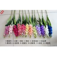 China Artificial Flowers Violet Flowers, Plastic Artificial Flowers for Decorate on sale